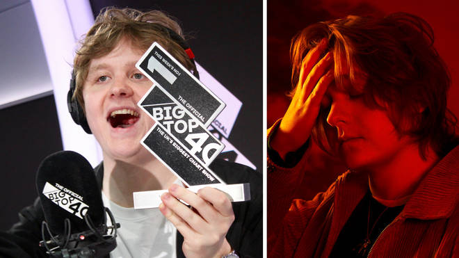 Lewis Capaldi claims his second Number 1 of 2019