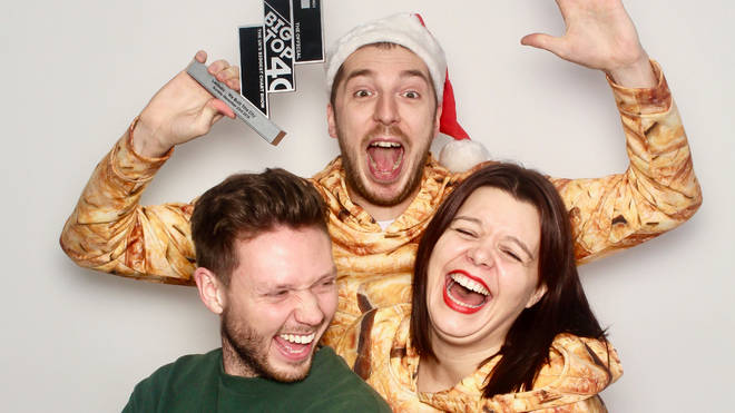 LadBaby's sausage rolls song is crowned Christmas Number 1
