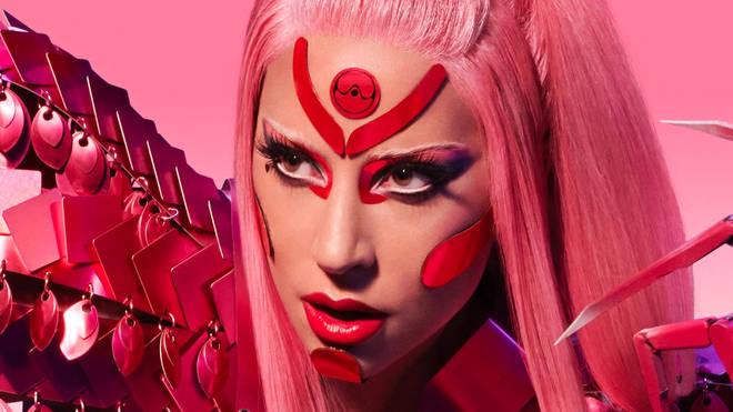 Lady Gaga's 'Stupid Love' debuts at Number 2