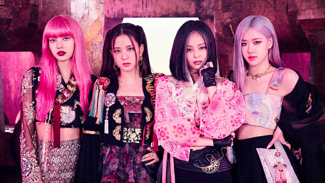 BLACKPINK secure their highest chart position ever in the UK