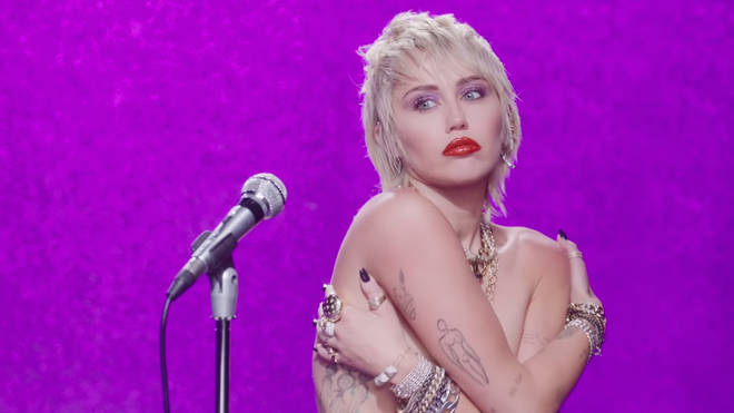 Miley Cyrus reclaims UK Number 1 spot from BTS