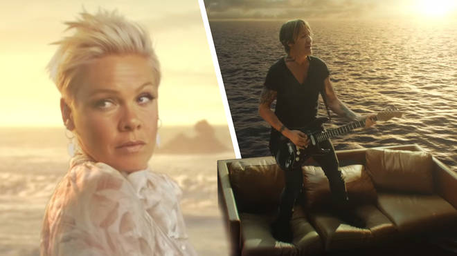 Keith Urban and P!nk with new song 'One Too Many'