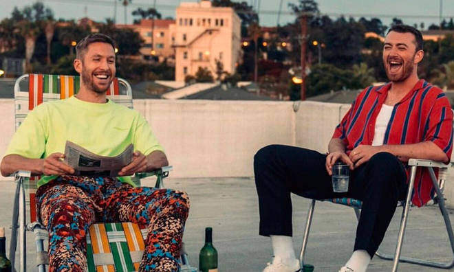 Calvin Harris and Sam Smith