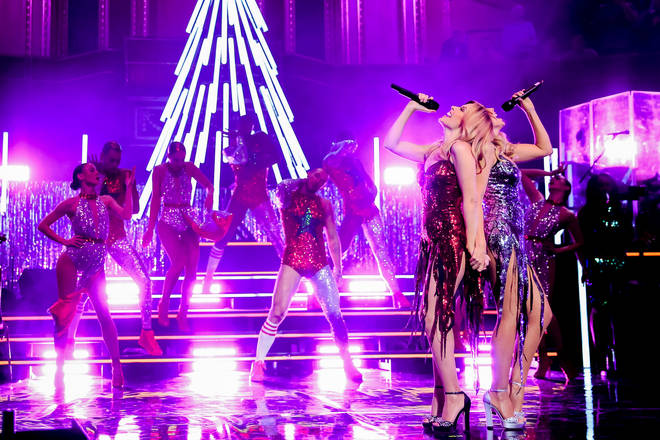 Kylie Performs At Royal Albert Hall In London