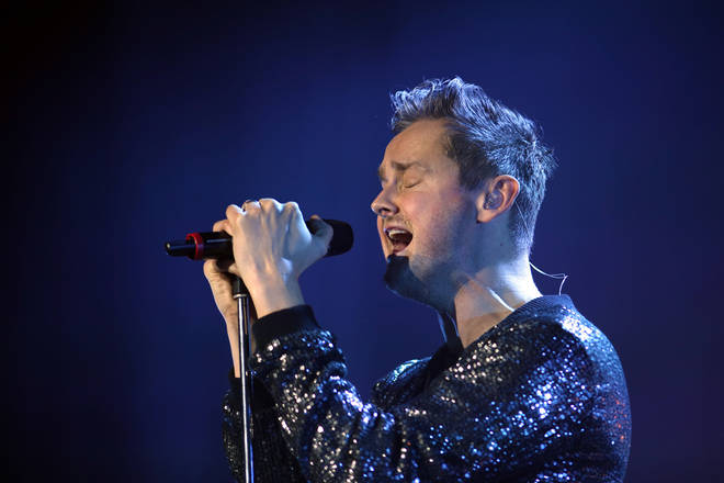 Tom Chaplin Performs at Guildhall, Southampton