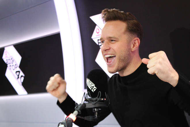 Olly Murs on The Official Vodafone Big Top 40