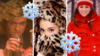 George Michael, Ariana Grande and Mariah Carey