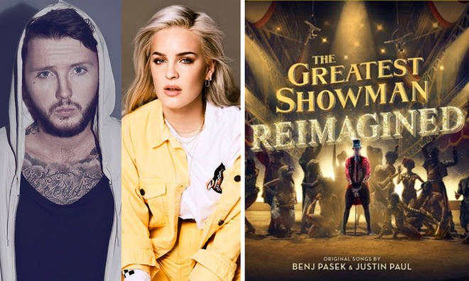 The Greatest Showman - Reimagined: James Arthur, Anne-Marie