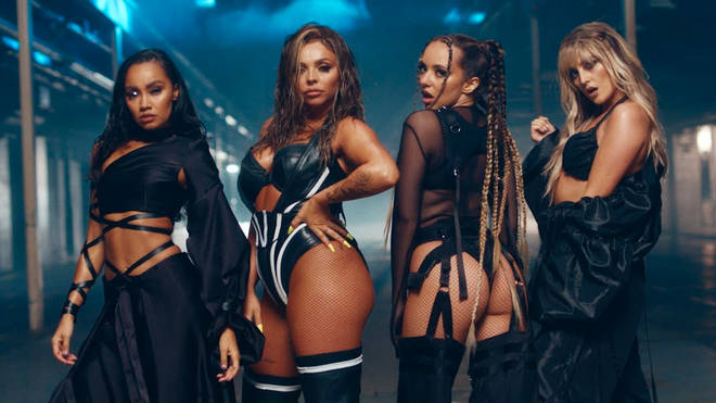 Little Mix become most successful group in UK chart history