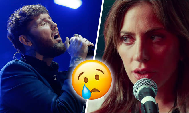 James Arthur covers Lady Gaga's 'I'll Never Love Again'