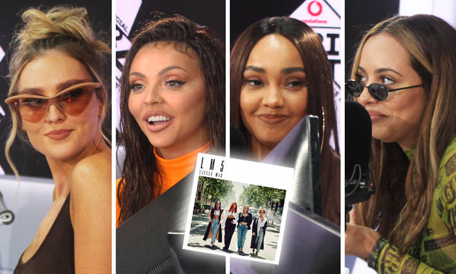 Little Mix reveal details about 'LM5'