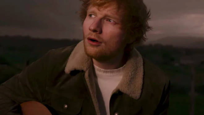 Ed Sheeran claims UK's first Number 1 of 2021