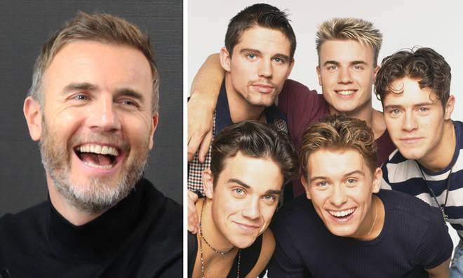 Take That celebrate their 30th anniversary