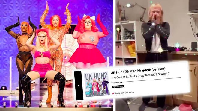 United Kingdolls' 'UK Hun?' goes Top 5 in the UK