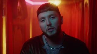 James Arthur's 'Medicine' goes Top 10 after two days