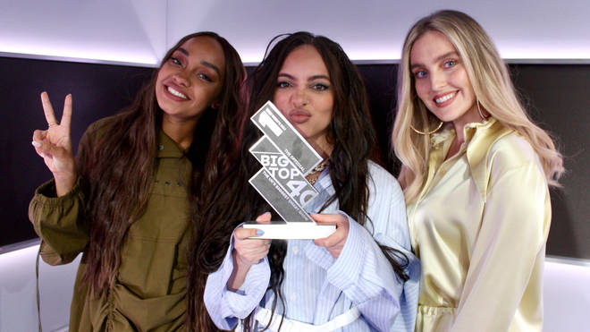 Little Mix go straight to Number 1 with 'Confetti'