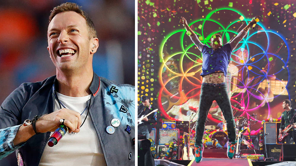 How To Watch Coldplay's 'A Head Full of Dreams' Documentary - BigTop40