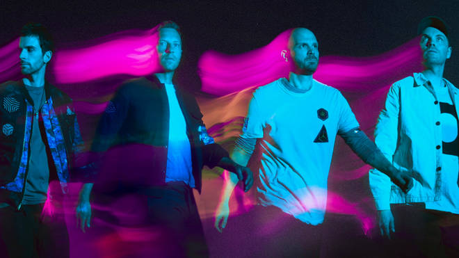 Coldplay's 'Higher Power' debuts at Number 1 in the UK