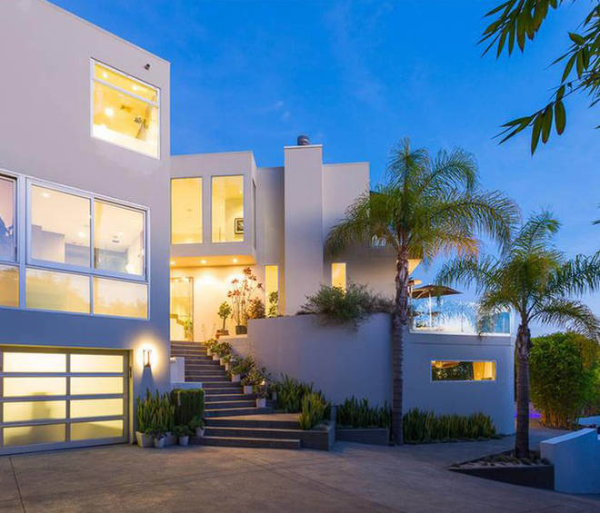 Harry Styles' LA home