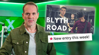Chris Moyles gets student band Blyth Road into the chart