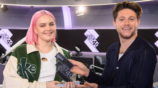 Anne-Marie and Niall Horan climb to Number 1 with 'Our Song