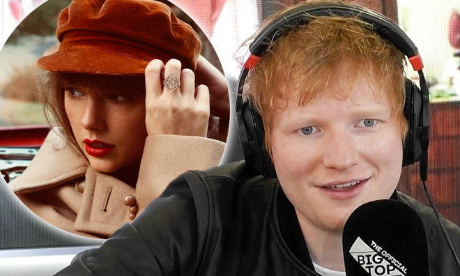 Ed Sheeran reveals he has already re-recorded 'Everything Has Changed'