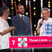 Can England get 'Three Lions' to Number 1 next week?