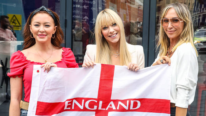 Atomic Kitten reach Top 5 on The Official Big Top 40
