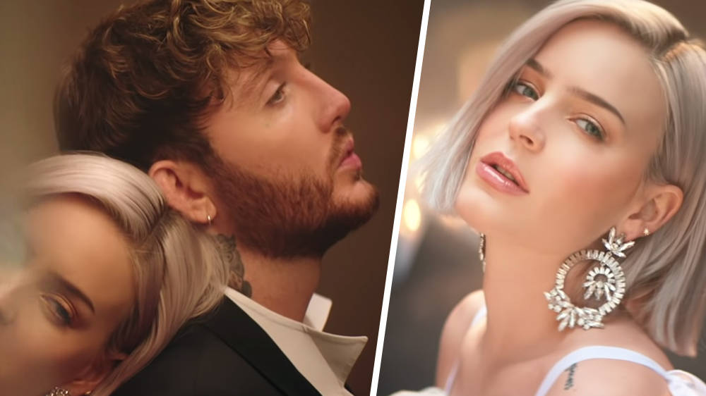 James Arthur & Anne-Marie - 'Rewrite the Stars' (from 'The Greatest