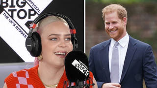 Anne-Marie on meeting Prince Harry