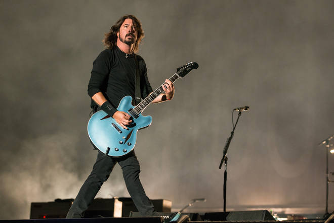 Reading Festival 2012 - Foo Fighters