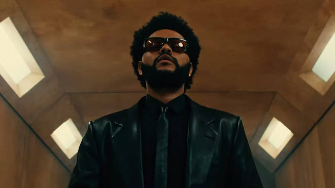 The Weeknd holds the No.1 single