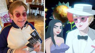 Sir Elton John and Dua Lipa steal the Number 1 spot!
