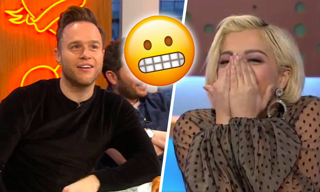 Olly Murs and Bebe Rexha