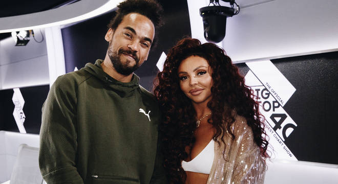 Jesy Nelson joins Dev Griffin on The Official Big Top 40