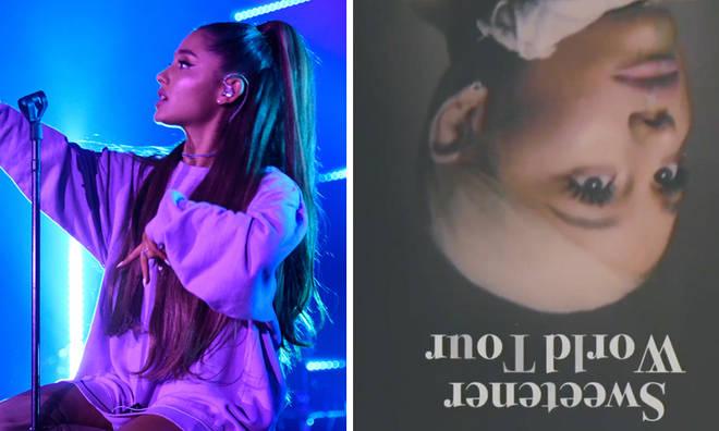 Ariana Grande announces UK tour dates