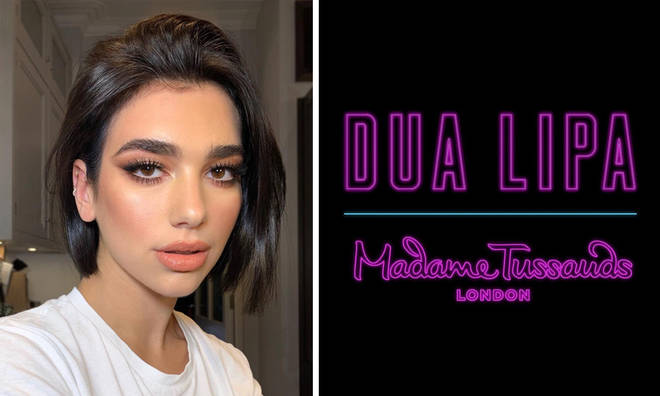 Dua Lipa gets her own Madame Tussauds figure