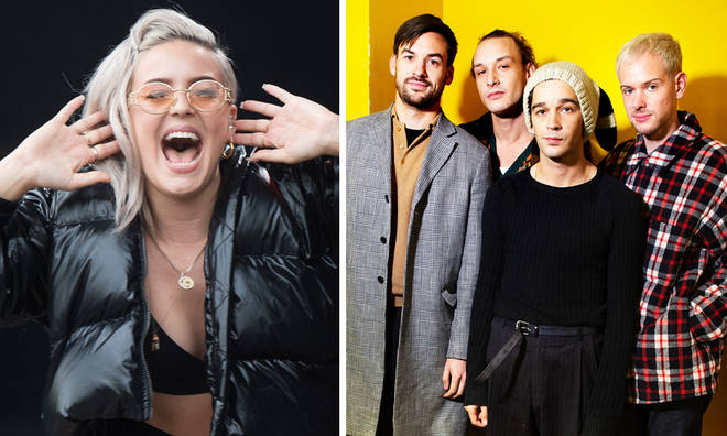 Anne-Marie and The 1975