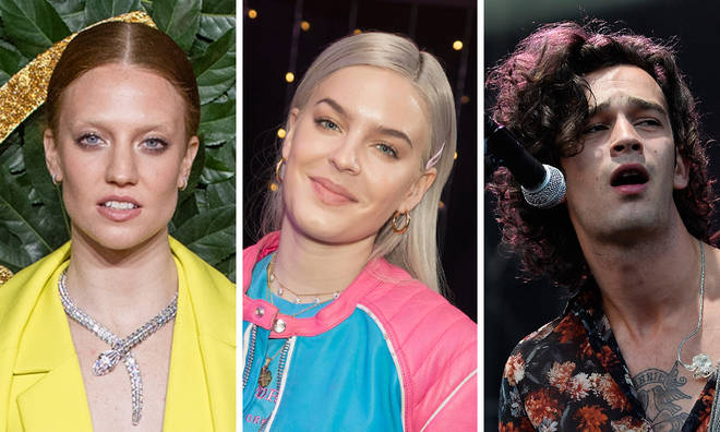 Jess Glynne, Anne-Marie and The 1975 confirmed for BRITs Week 2019