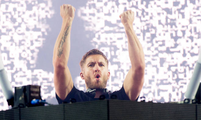 Calvin Harris is Number 1 for a second week