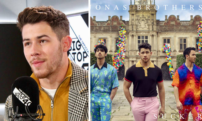 The Jonas Brothers are back in the UK chart