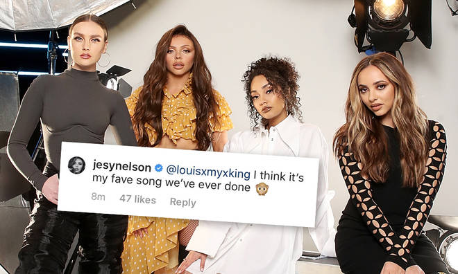 Little Mix's Jesy Nelson teases new single on Instagram
