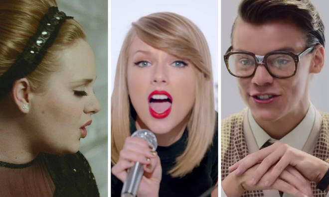 Adele, Taylor Swift and One Direction missed out on Number 1