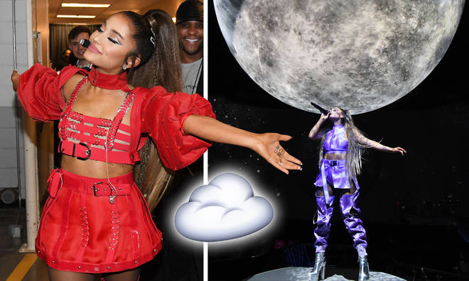 Ariana Grande kicks off Sweetener World Tour
