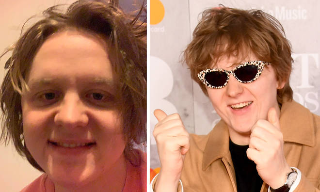 Lewis Capaldi claims his first Number 1