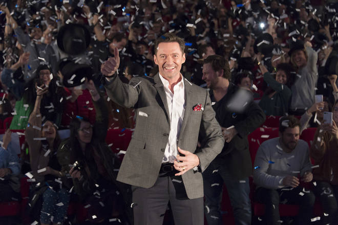 'The Greatest Showman' Paris Premeire At Cinema Gaumont Capucines