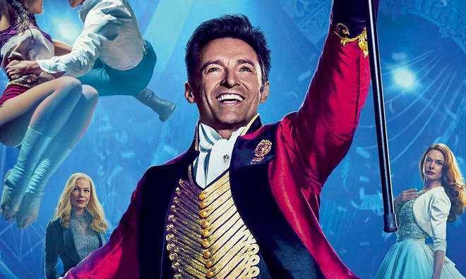Hugh Jackman starring in 'The Greatest Showman'