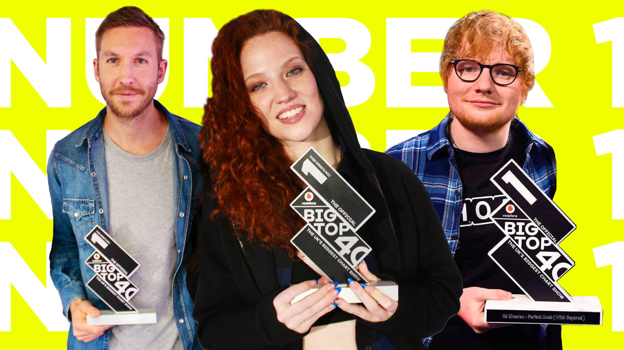 Most Number 1 Songs: Who's had the most Number 1's in the UK charts