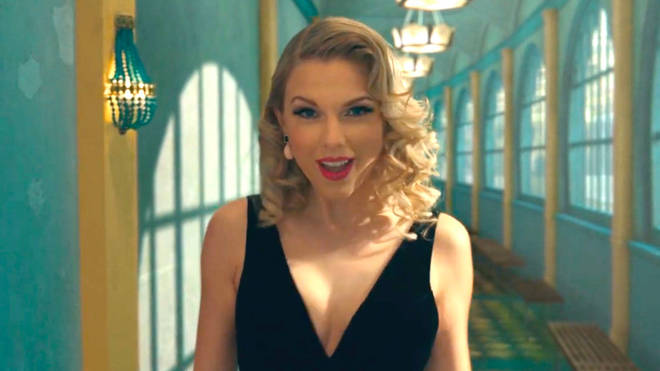 Taylor Swift stars in music video