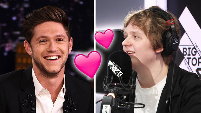 Niall Horan and Lewis Capaldi